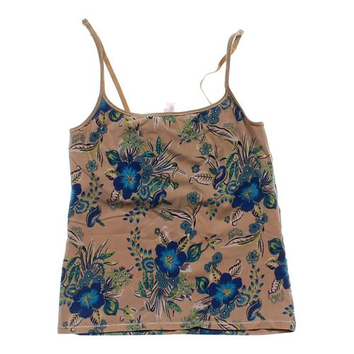 Victoria's Secret Floral Tank Top in size JR 7 at up to 95% Off - Swap.com