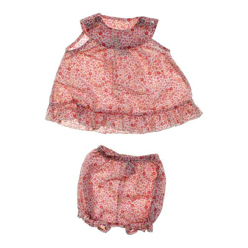 Little Lindsay Floral Tunic & Bloomers in size 6 mo at up to 95% Off - Swap.com