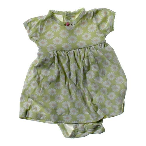 Carter's Floral Tunic Bodysuit in size 3 mo at up to 95% Off - Swap.com