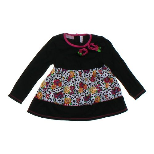Kids Headquarters Floral Tunic in size 4/4T at up to 95% Off - Swap.com