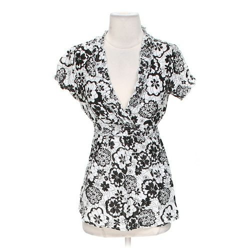 SO Floral Tunic in size JR 3 at up to 95% Off - Swap.com