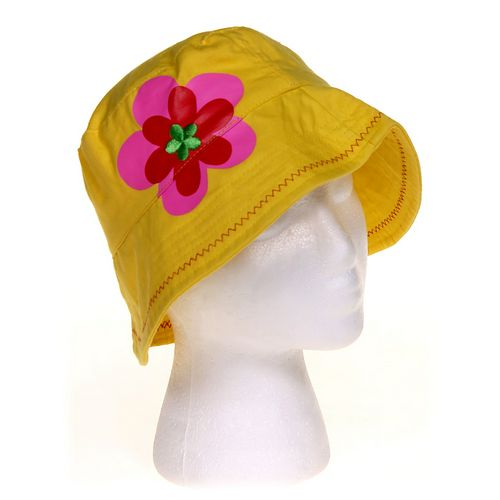 Flower Accented Bucket Hat in size One Size at up to 95% Off - Swap.com