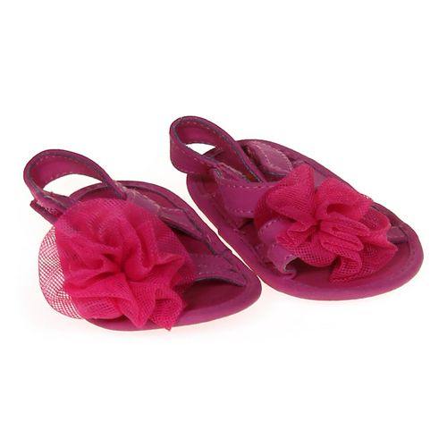 Gymboree Flower Accented Sandals in size 0 Infant at up to 95% Off - Swap.com