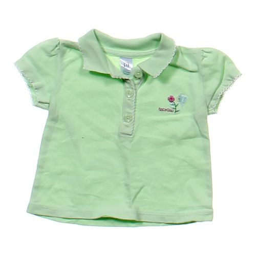 babyGap Flower Accented Shirt in size 3 mo at up to 95% Off - Swap.com