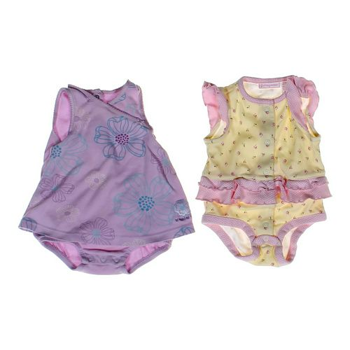 First Impressions Flower Bodysuit Set in size 3 mo at up to 95% Off - Swap.com