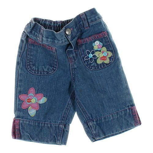 Little Legends Flower Design Capri Pants in size 12 mo at up to 95% Off - Swap.com