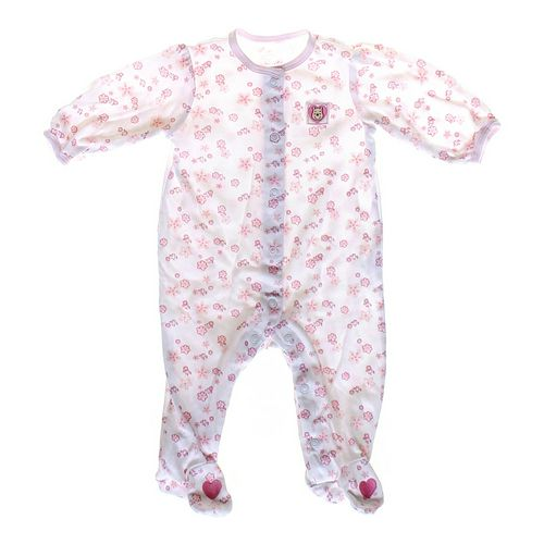 Disney Flower Footed Pajamas in size 3 mo at up to 95% Off - Swap.com