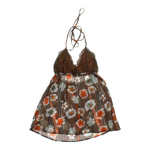 Wet Seal Flower Halter Top in size JR 3 at up to 95% Off - Swap.com