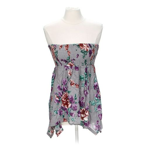 Iris Flower Halter Top in size M at up to 95% Off - Swap.com