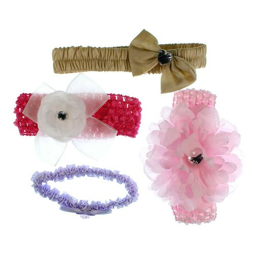 Flower Headbands Set in size One Size at up to 95% Off - Swap.com
