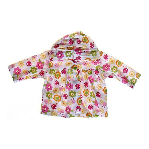 Carter's Flower & Ladybug Print Hoodie in size 3 mo at up to 95% Off - Swap.com