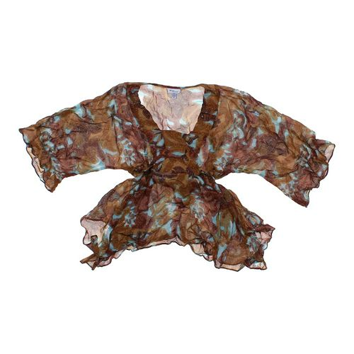 Mimi Maternity Flower Patterned Maternity Tunic in size M (8-10) at up to 95% Off - Swap.com