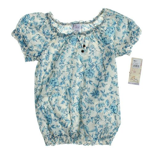 Oh Baby by Motherhood Flower Patterned Maternity Tunic in size S (4-6) at up to 95% Off - Swap.com