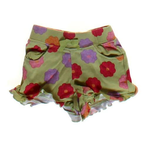 Gymboree Flower Patterned Shorts in size 6 mo at up to 95% Off - Swap.com