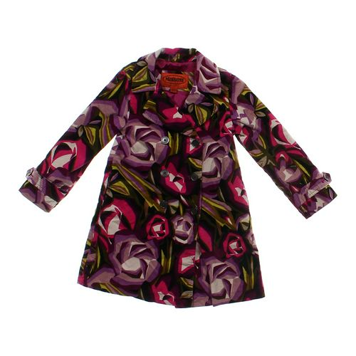 Missoni Flower Print Button-up Jacket in size 4/4T at up to 95% Off - Swap.com