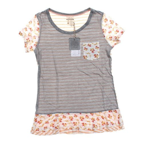 Matilda Jane Flower Print Tunic in size JR 3 at up to 95% Off - Swap.com