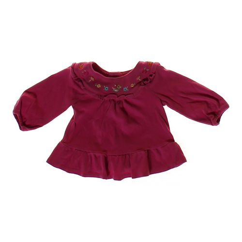 Gymboree Flower Shirt. in size 3 mo at up to 95% Off - Swap.com