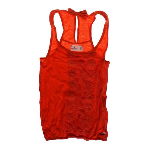Hollister Flower Tank Top in size JR 1 at up to 95% Off - Swap.com