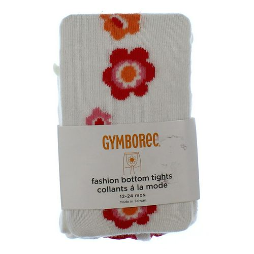 Gymboree Flower Tights in size 12 mo at up to 95% Off - Swap.com