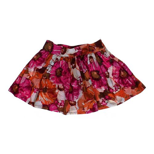 Forever 21 Flowered Skirt in size JR 3 at up to 95% Off - Swap.com