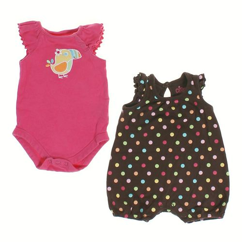 Circo Flutter Sleeve One-Pieces in size 3 mo at up to 95% Off - Swap.com