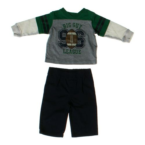 Small Wonders Football Outfit in size 3 mo at up to 95% Off - Swap.com