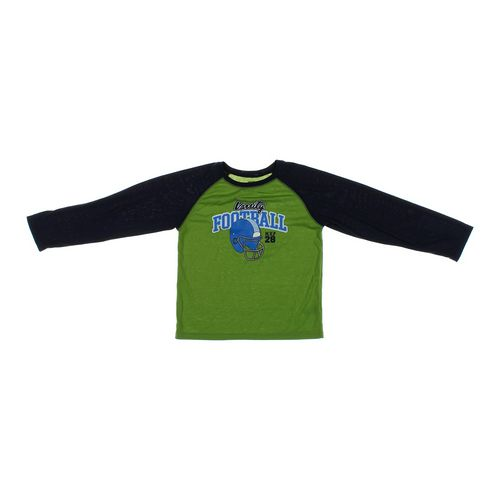 Carter's Football Pajama Shirt in size 10 at up to 95% Off - Swap.com