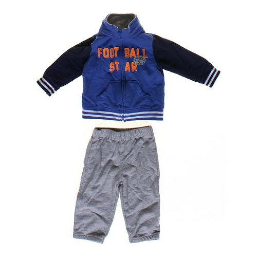 """Carter's """"Football Star"""" Outfit in size 6 mo at up to 95% Off - Swap.com"""