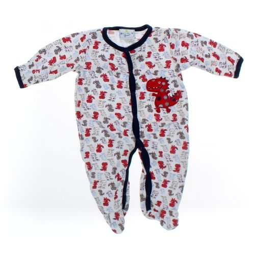 Duck Duck Goose Footed Pajamas in size 6 mo at up to 95% Off - Swap.com