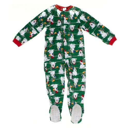 Joe Boxer Footed Pajamas in size 6 at up to 95% Off - Swap.com