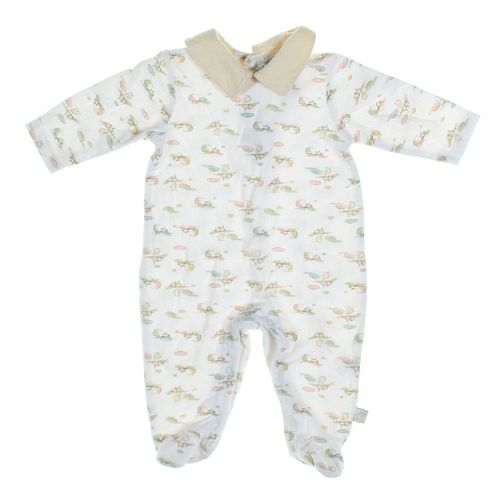 Laura Ashley Footed Pajamas in size 6 mo at up to 95% Off - Swap.com