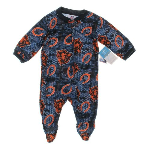 NFL Team Apparel Footed Pajamas in size NB at up to 95% Off - Swap.com