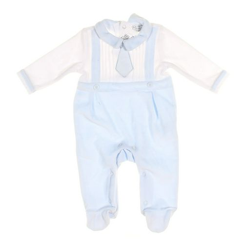 Rock A Bye Baby Footed Pajamas in size NB at up to 95% Off - Swap.com
