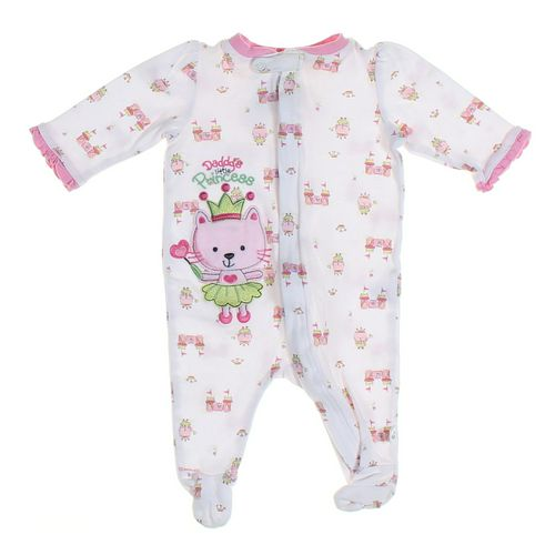 First Moments Footed Pajamas in size 3 mo at up to 95% Off - Swap.com