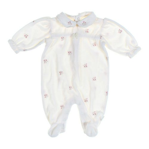 First Moments Footed Pajamas in size NB at up to 95% Off - Swap.com
