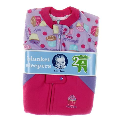 Gerber Footed Pajamas in size 12 mo at up to 95% Off - Swap.com
