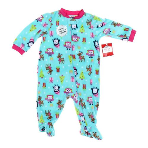 Holiday Time Footed Pajamas in size 3 mo at up to 95% Off - Swap.com
