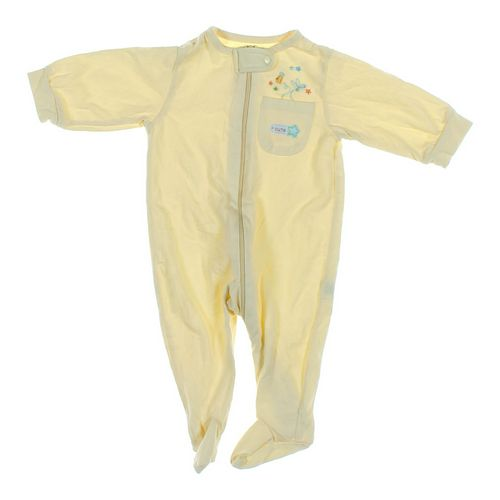 Just One Year Footed Pajamas in size NB at up to 95% Off - Swap.com
