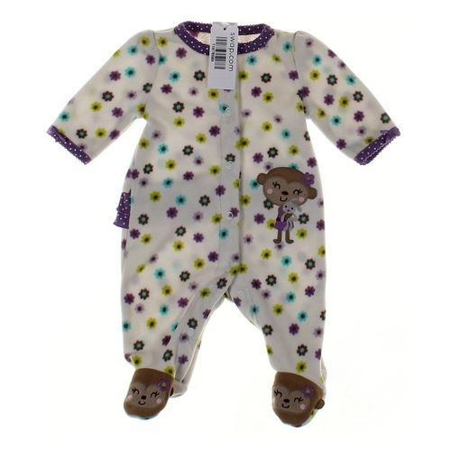Just One You Footed Pajamas in size NB at up to 95% Off - Swap.com
