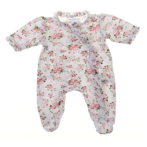 Little Me Footed Pajamas in size NB at up to 95% Off - Swap.com