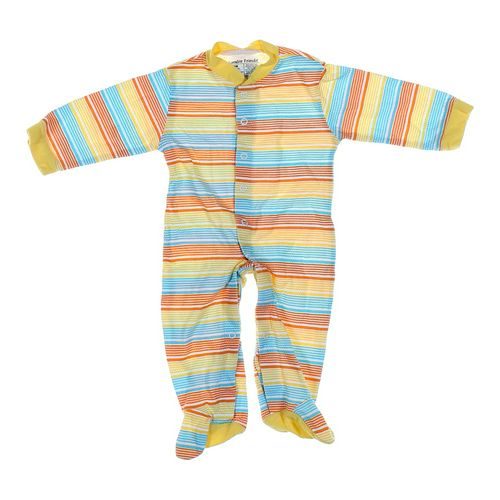 Luvable Friends Footed Pajamas in size NB at up to 95% Off - Swap.com
