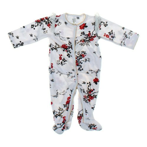 Petit Lem Footed Pajamas in size 6 mo at up to 95% Off - Swap.com