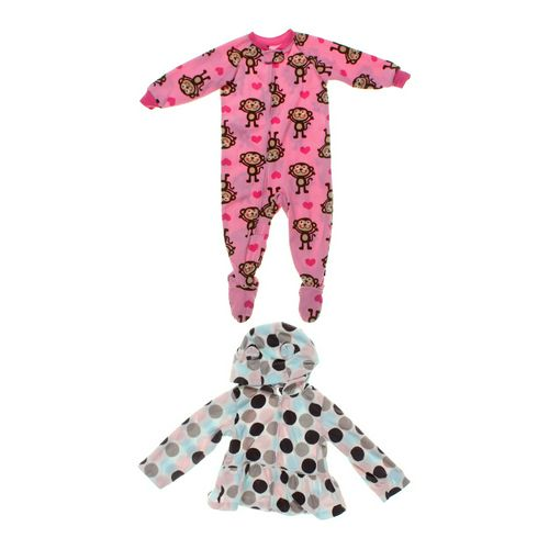 Child of Mine Footed Pajamas & Jacket Set in size 18 mo at up to 95% Off - Swap.com