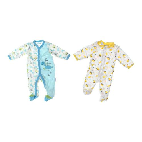 Coney Isle Footed Pajamas Set in size 3 mo at up to 95% Off - Swap.com