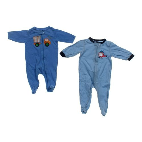 Just One Year Footed Pajamas Set in size 3 mo at up to 95% Off - Swap.com