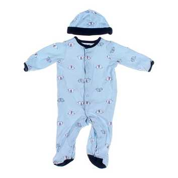 & Footed Pajamas Set for Sale on Swap.com