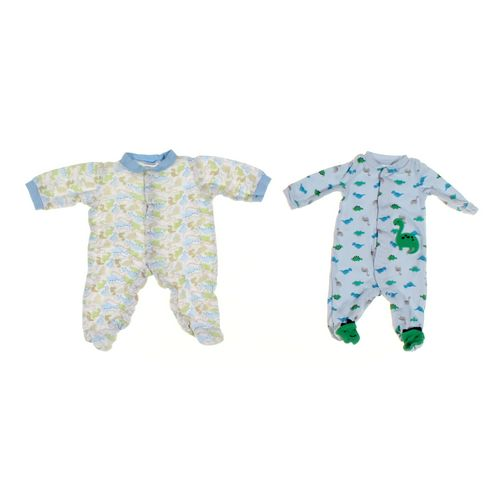Sandy & Simon Footed Pajamas Set in size NB at up to 95% Off - Swap.com