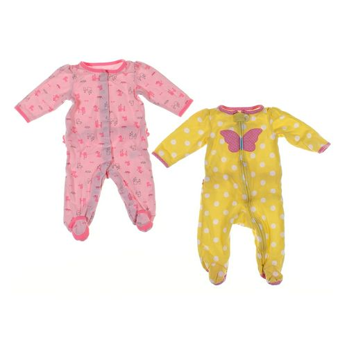 Child of Mine Footed Pajamas Set in size 3 mo at up to 95% Off - Swap.com