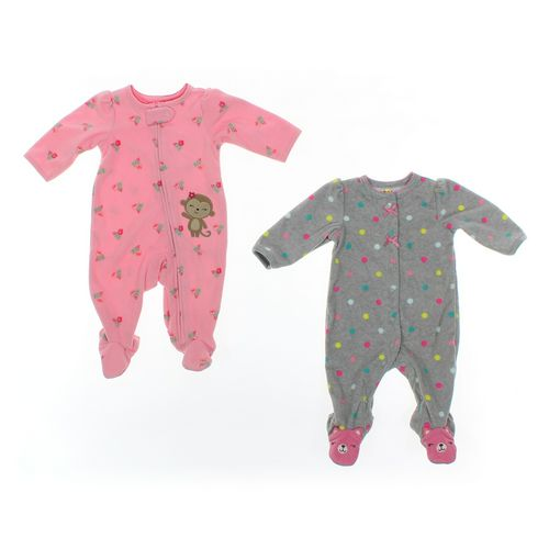 Child of Mine Footed Pajamas Set in size NB at up to 95% Off - Swap.com