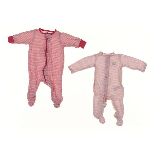 Gerber Footed Pajamas Set in size NB at up to 95% Off - Swap.com